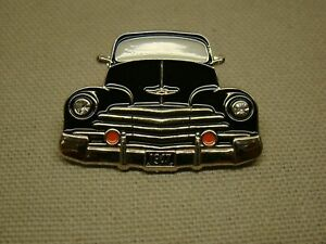 Black 1947 Chevy Hat Pin 47 Convertible Pin 47 Sedan Sedan Delivery Pin Coupe