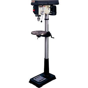 Jet Floor Drill Press 3 4 Hp 5 8in Chuck Size 16 Speed