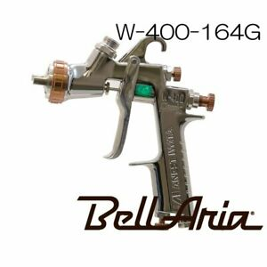 Anest Iwata W 400 164g Bellaria 1 6 Mm Gravity Spray Gun Without Cup