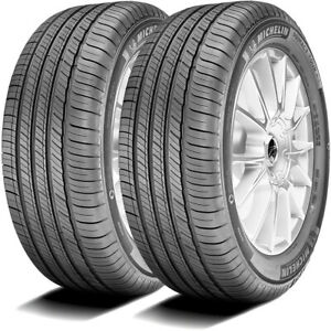 2 New Michelin Primacy Tour A S 235 55r1799h A S All Season Tires
