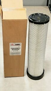 Fs Curtis Frn24080 2 Secondary Safety Inner Air Filter Element Wix 46782