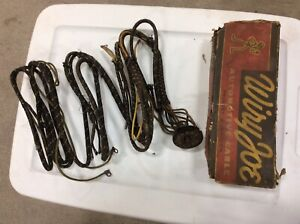 1928 131 Ford Model A Main Light Wiring Harness New Old Stock Vintage Banger
