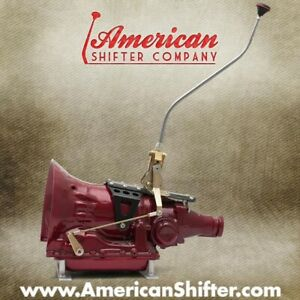 American Shifter Gm 4l60 E Single Action Automatic Transmission Shifter Kit