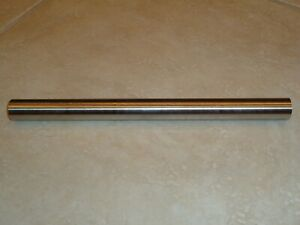 303 Stainless Steel Rod 15 16 Diameter X 12 Inch Length