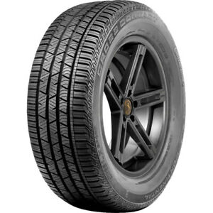 Continental Crosscontact Lx Sport 275 45r20 110h Xl A s All Season Tire