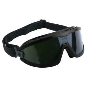 Lincoln Electric 4 In Green Safety Black Ir5 Lens Brazing Welding Goggles