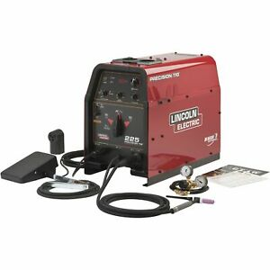 Lincoln Precision Tig 225 Welder k2535 1
