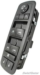 Master Power Window Door Switch For 2008 2010 Chrysler Town And Country New