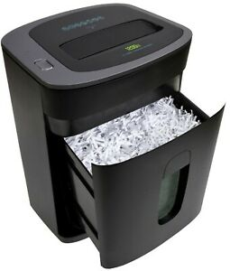 Royal 12 Sheet Paper Shredder Cross Cut 1200x Heavy Duty Ultra Quiet