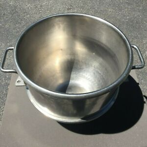 30 Qt Stainless Steel Bowl For 60 Qt Mixer Hobart Commercial P n Vmlhp 30