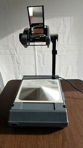 3m 2000 Portable Briefcase Overhead Projector Model 2000 Ag Tested Working