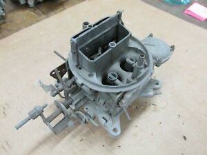 1970 1971 1972 Mopar Dodge Plymouth 440 Holley 4366 Carburetor Parts