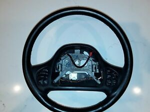 1997 2001 Ford Explorer Ranger Non Leather Rubber Steering Wheel With Cruise