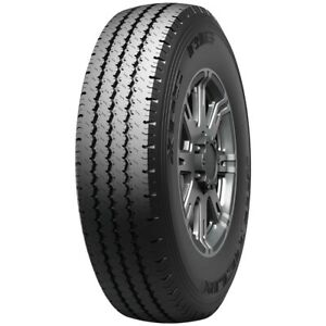 6 New Michelin Xps Rib Lt235 85r16 Load E 10 Ply Commercial Tire