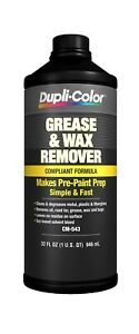 Dupli color Paint Cm543 Dupli color Grease And Wax Remover