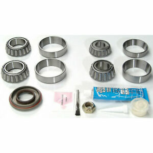 New National Front Rear Axle Differential Bearing And Seal Kit pn Ra 28