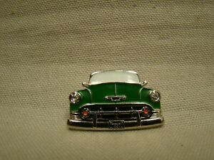 Green 1953 Chevy Hat Pin 53 Convertible Hat Pin 53 Wagon Hat Pin Sedan Delivery
