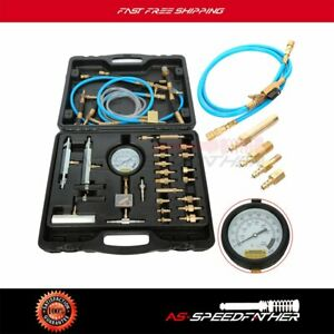 Master Fuel Injection Pump Pressure Test Kit Cise Cis Metric For Gm Ford Vw Bmw