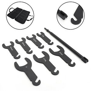 43300 Pneumatic Fan Clutch Wrench Set Removal Tool For Ford Gm Chrysler Usa