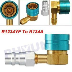 Automotive Low Side Coupler To R134a Car Air Conditioning Kit R1234yf 1234yf