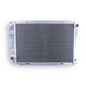 3 Rows Radiator Fit For 1979 1993 Ford Mustang Gt Lx Gl 2 3l 5 0l At mt