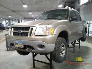 2001 Ford Explorer Sport Trac Front Axle Differential 3 73 Ratio 4x4