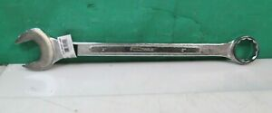 2 Sae Oemtools 2 Inch 12 Point Jumbo Combination Wrench New