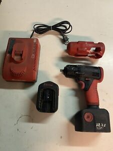 Snap On Ct4410a 14 4v 3 8 Drive Cordless Impact Wrench