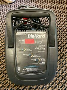 Diehard Battery Charger And Engine Starter
