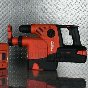 Hilt Te 7 a Cordless 36v Li ion Rotary Hammer Drill With Drs m Sds Plus