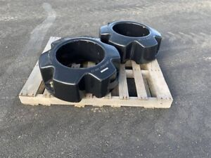 Wheel Weight Used Case Ih New Holland 405830a1 Pair