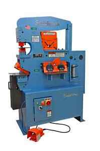New Scotchman 50514 ec 50 Ton Ironworker