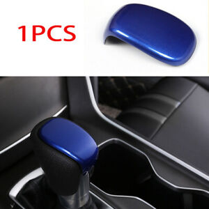 Fit For Honda Accord 10th 2018 20 Gear Shift Knob Shifter Lever Trim Abs Blue B