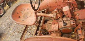 Allis Chalmers C Tractor Menroe Easy Rider Seat Assembly Ac B
