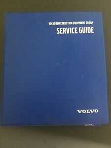 Volvo Construction Equipment Service Guide