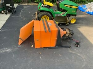 Pickup Truck Super flo Tailgate Salt Spreader Tgs650 Snow Plow Equipment