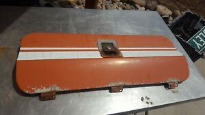1973 79 Ford Pickup Truck Tool Box Bed Side Cargo Door Latch Box