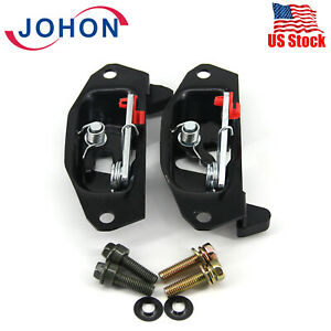 Tailgate Latch Lock Set For Chevy Silverado Gmc Sierra 99 07 15921948 15921949