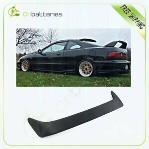Trunk Spoiler Wing Stylish Look For 1994 01 Acura Integra Db Dc2 3dr Hatchback