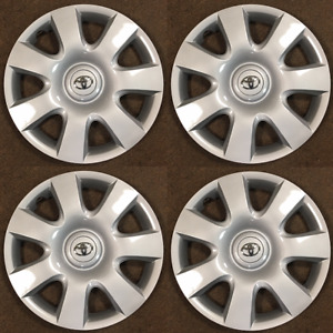 4 X 15 Hubcap Wheel Covers Fits Toyota Camry 2000 2001 2002 2003 2004 2006