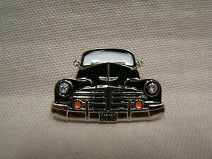 Black 1948 Chevy Hat Pin 48 Convertible Hat Pin 48 Sedan Sedan Delivery Coupe