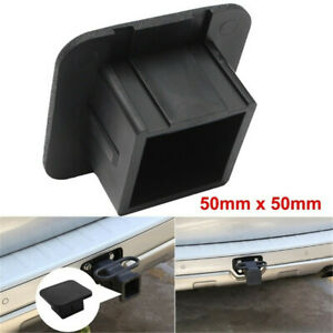 2 Trailer Tow Hitch Receiver Cover Plug Cap For Toyota Mercedes Ford Gmc Jeep