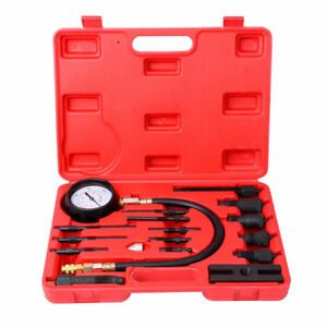 Brand New 17pc Diesel Engine Cylinder Compression Test Tester Kit