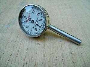 Starrett 196 Dial Indicator Has New Crystal