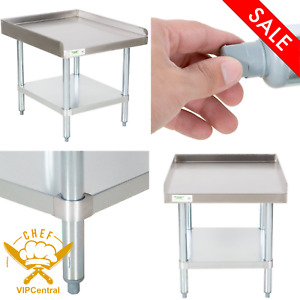 30 X 24 Stainless Steel Table Commercial Mixer Grill Heavy Equipment Stand Nsf
