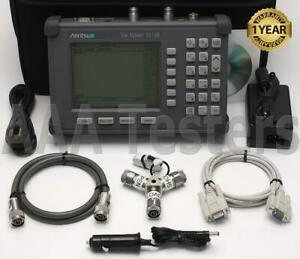 Anritsu Site Master S114b Cable Antenna Spectrum Analyzer W Opt 5 S114