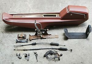 1970 1972 Olds Cutlass 442 Console Shifter And All Related Parts For Conversion
