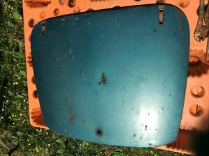 1937 Ford Trunk Lid Flat Back
