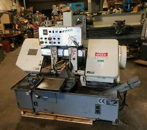 Dake Johnson Le10a Horizontal Band Saw inv 39339
