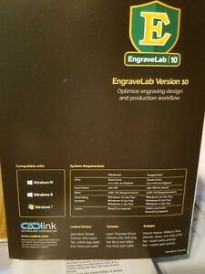 Engravelab Foundation Software Us engravlab v10 For Roland Engravers Cadlink